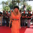 Tatiana de Secret Story a été prévenue trop tard : Le Festival de Cannes ne nécéssite pas de déguisement réservé à Haloween !