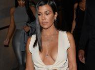 Kourtney Kardashian en une d'un magazine : elle dévoile ses fesses