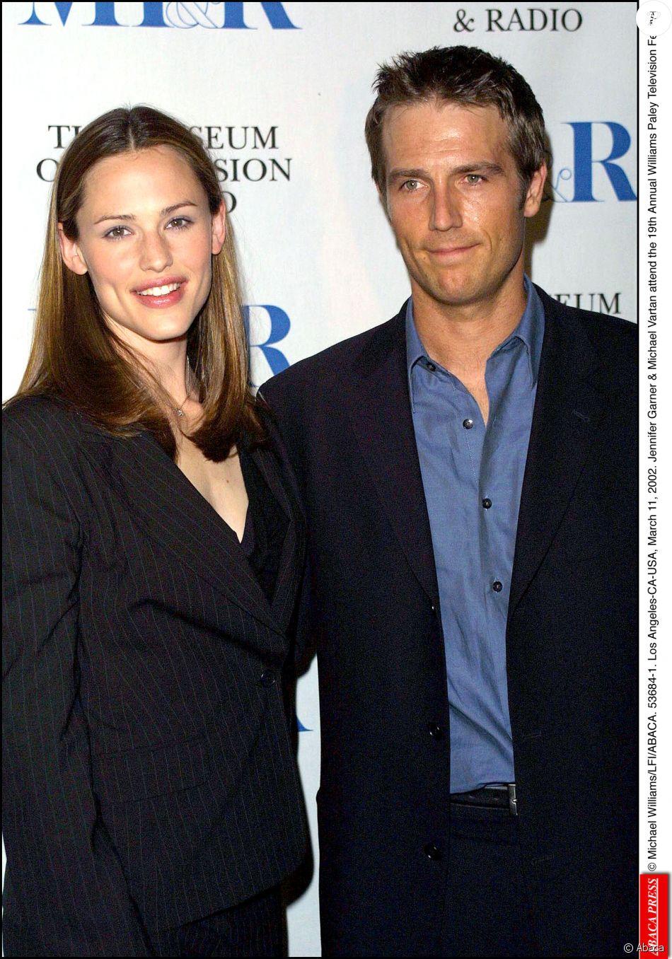 Jennifer Garner et Michael Vartan à la 19e édition du Festival Williams Paley Televisionà Los Angeles en 2002
