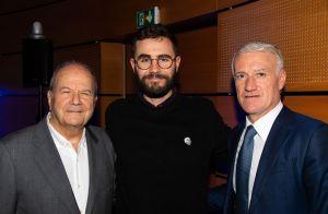 Marc Ladreit de Lacharrière, Cyprien et Didier Deschamps aux Prix du Leadership