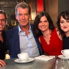 Quatre acteurs de Madame Doubtfire dans le Today Show du 28 novembre 2018.