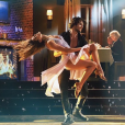 """Iris Mittenaere et Anthony Colette le 3 novembre 2018 dans """"Danse avec les stars 9"""" sur TF1."""