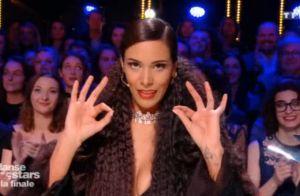 Shy'm : En soutien-gorge pour la finale de Danse avec les stars, la jurée divise