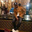 Marquise, le fils de 50 Cent. 2018.