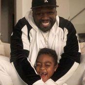 """50 Cent : Indifférent si son fils """"se faisait écraser par un bus"""""""