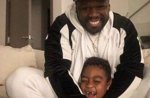 50 Cent : Indifférent si son fils