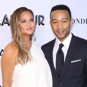Chrissy Teigen et John Legend : Leur bébé souffre d'une déformation du crâne
