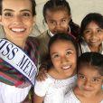 Miss Mexique élue Miss Monde 2018, Instagram, 3 décembre 2018