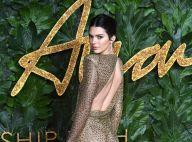 Kendall Jenner, en transparence : Sensationnelle aux Fashion Awards