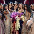 La nouvelle Miss Univers Catriona Gray, Miss Philippines - Impact Arena à Bangkok, le 17 décembre 2018.