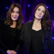 Carla Bruni : Ravie avec son double de cire à Grévin face à Nicolas Sarkozy