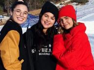 Selena Gomez : Sortie de clinique psychiatrique et réunie avec ses amis au ski
