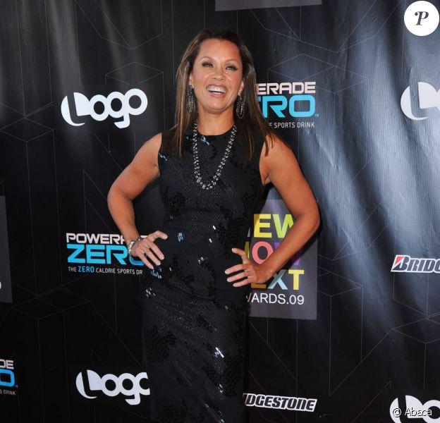 Vanessa Williams sur le tapis rouge de la 2ème cérémonie NewNowNext