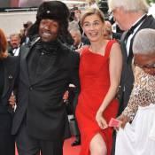 """Anne Consigny en ''moon-boots'' sur le tapis rouge... """"La Première Etoile"""" brille à Cannes !"""
