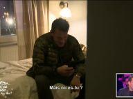 Benjamin Castaldi dans la chambre avec Delphine Wespiser : Sa femme le menace