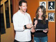 Jennifer Love Hewitt toujours présente pour son chéri... Un couple inséparable !