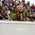 Terry Gilliam lors du photocall de L'Imaginarium du Docteur Parnassus le 22 mai 2009 dans le cadre du Festival de Cannes