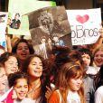 Les Jonas Brothers, accueillis... chaudement en Argentine !