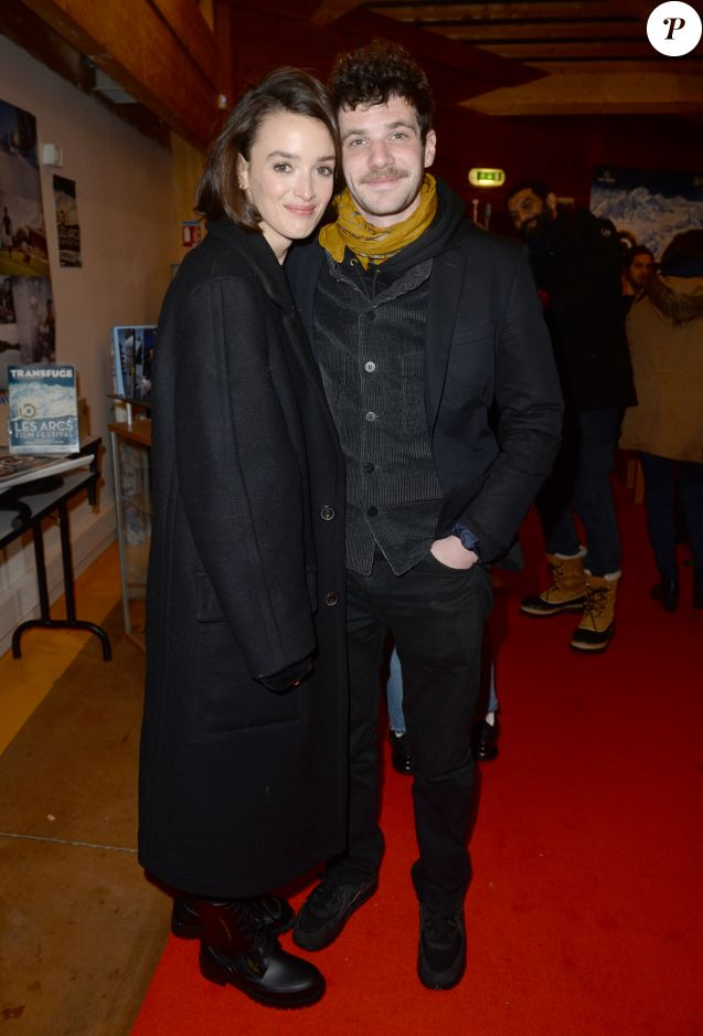 """Charlotte Le Bon et Félix Moati - Soirée de clôture de la 10ème édition """"Les Arcs Film Festival"""". Le 21 décembre 2018 © Veeren / Bestimage"""
