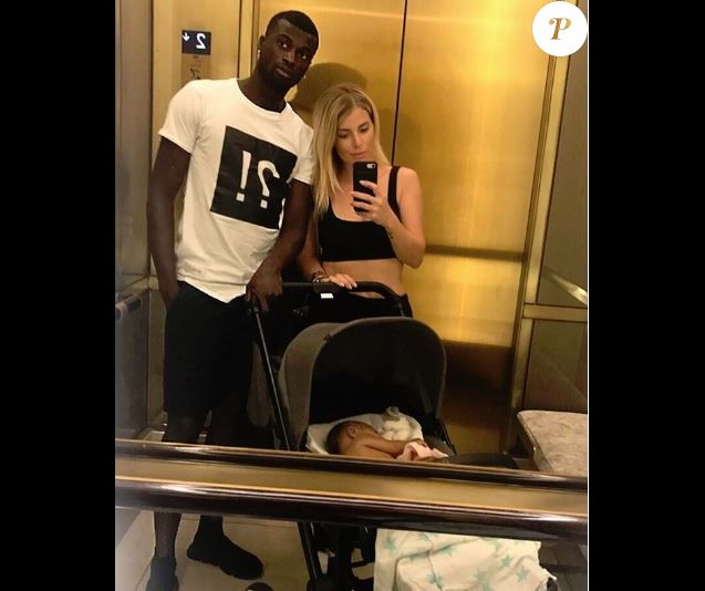 Emilie Fiorelli réconcilié avec M'Baye Niang - Instagram, 21 août 2018