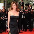 Emmanuelle Devos au festival de Cannes 2009