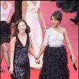 Kerry Washington et Michelle Yeoh deux magnifiques L'Oréal girls, un grand show !