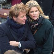Alice Taglioni : Ravie au bras de Laurent Delahousse... et d'un autre homme