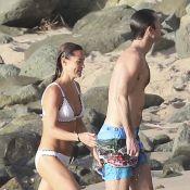 Pippa Middleton en vacances : Fine et musclée, deux mois après avoir accouché