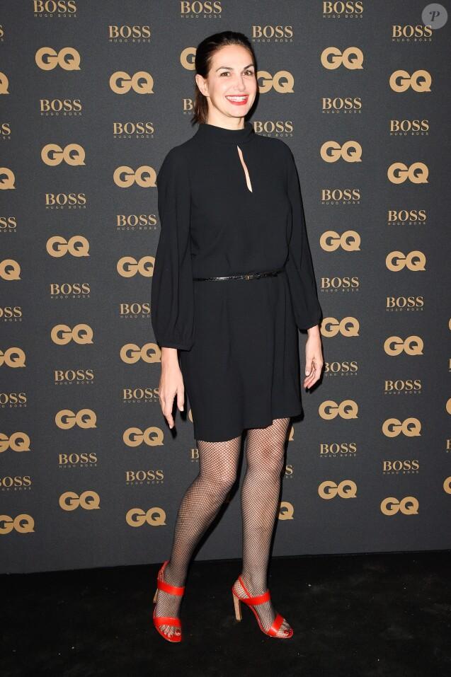 Helena Noguerra lors de la soirée de la 8ème édition des GQ Hommes de l'Année 2017 au Trianon à Paris, France, le 15 novembre 2017. © Coadic Guirec/Bestimage