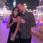 Franck Ribéry : Vacances hors de prix avec sa fille Hiziya à Dubaï