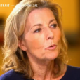 """Claire Chazal dans """"50 minutes inside"""" - 5 janvier 2019, TF1"""