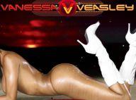 Vanessa Veasley : vous avez peut-être vu cette bombe dans des clips, mais... jamais aussi nue !
