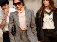Victoria Beckham : Déjà copine de Fashion Week avec la petite amie de son fils
