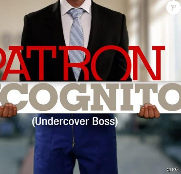 """""""Patron incognito"""", émission diffusée sur M6 au cours de laquelle un chef d'entreprise intègre l'équipe de ses employés."""