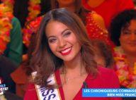 Vaimalama Chaves (Miss France) en couple ? Sa réponse surprenante