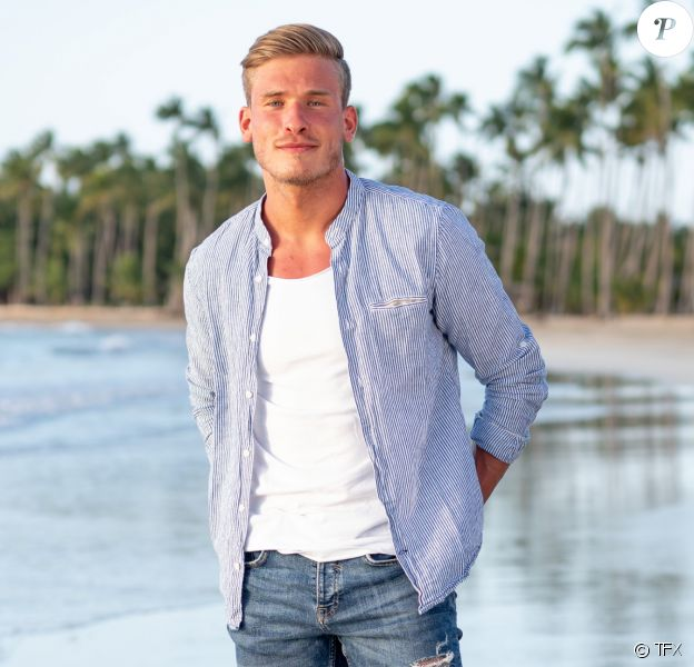 "Tom - ""La Villa : la bataille des couples"", photo officielle"