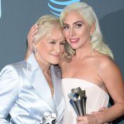 Lady Gaga et Glenn Close stars des Critics' Choice Awards face à Julia Roberts
