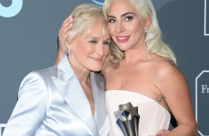 Lady Gaga et Glenn Close stars des Critics' Choice Awards face à Julia Roberts