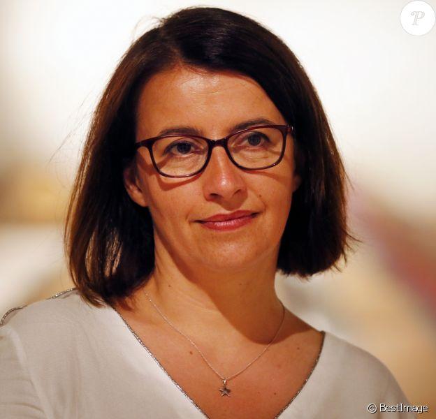 Cécile Duflot à Montagne Saint-Emilion, le 28 septembre 2016. © Patrick Bernard/Bestimage