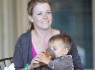 Melissa Joan Hart : avec son homme et leurs deux adorables enfants... c'est le bonheur absolu !