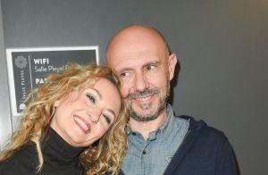 Christelle Chollet acclamée par son mari, Muriel Robin et sa compagne