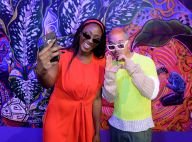 Fashion Week : Aya Nakamura, fan de mode masculine avec Maisie Williams