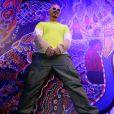Exclusif - J Balvin au défilé Kenzo Homme collection Automne-Hiver 2019/20 lors de la fashion week à Paris, le 20 janvier 2019. © Veeren/CVS/Bestimage
