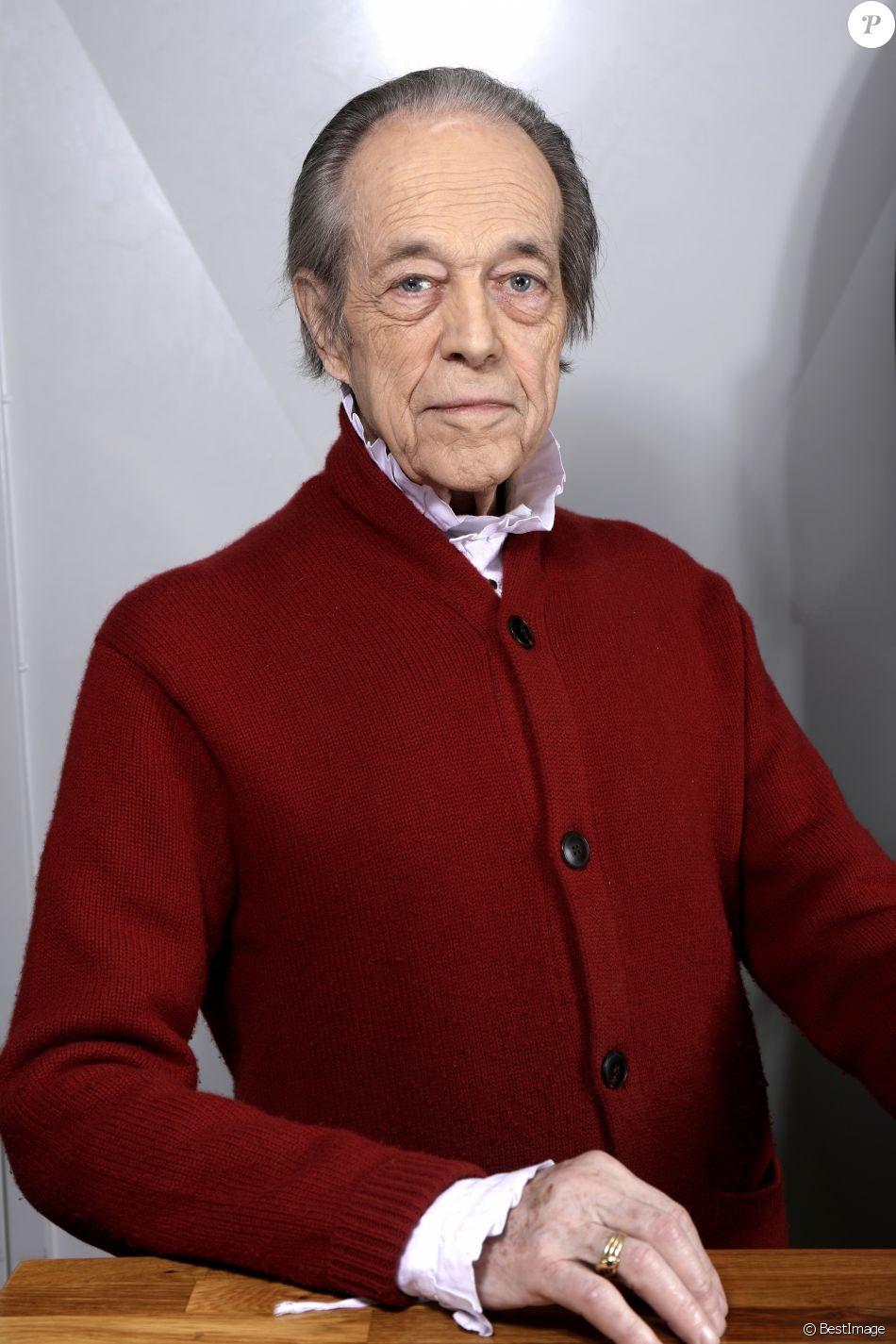 Henri d'Orléans, comte de Paris. Portrait à Paris, le 14 décembre 2016. Henri d'Orléans est mort à 85 ans le 21 janvier 2019. © Cédric Perrin/Bestimage