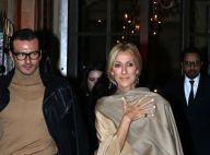 Céline Dion écrase une larme en plein défilé Valentino pour un motif touchant