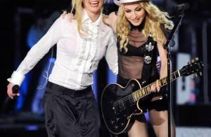 Madonna et Britney Spears toujours... très copines !