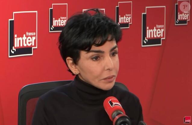 Rachida Dati sur France Inter le 29 janvier 2019