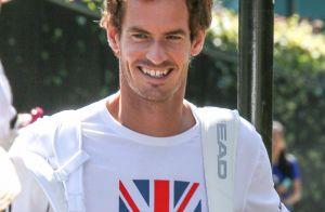Andy Murray opéré de la hanche : une radio dévoile son intimité !