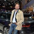 Samuel Le Bihan - Soirée Jaguar et Land Rover à l'occasion de l'ouverture du 120ème édition du Mondial de l'Automobile 2018 au Paris Expo Porte de Versailles à Paris le 2 octobre 2018. © Veeren-CVS/Bestimage