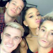 Ariana Grande : Son frère Frankie rompt sa relation avec un couple marié